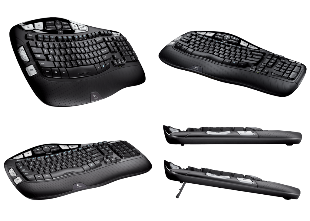 Klawiatura Logitech Wireless Keyboard K350